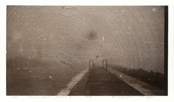 WALL NEAR THE SEA