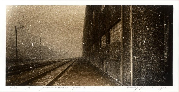 RAILWAY BY THE WALL