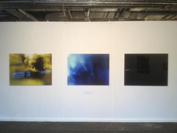 Pigmentprints kaschiert auf AluDibond hinter Plexiglas,90x120cm, Ed. 1/5, 2013