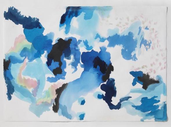 bianco Aquarell, 51,5cm x 73cm, 2013