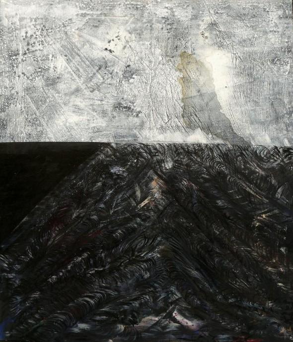 oT(2011) Öl auf Leinwand, 175 cm 145cm