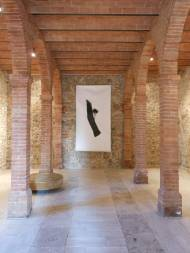 Installation at Fondazione Sergio Vacchi