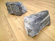 Narvik-Granit Stein Detail