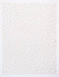 Poliertes Titan Siebdruck auf Papier, 50 x 65 cm, 2014 Edition: je 10  + 1 Artist Print