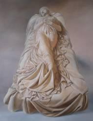 Königin Luise Öl auf Leinwand, 180cm*140cm, 2009