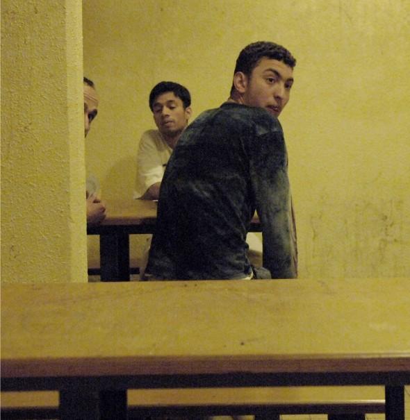 Pierre Jouve Prison 1 Photoprint, 40x39cm, 2009, Ed.3/5