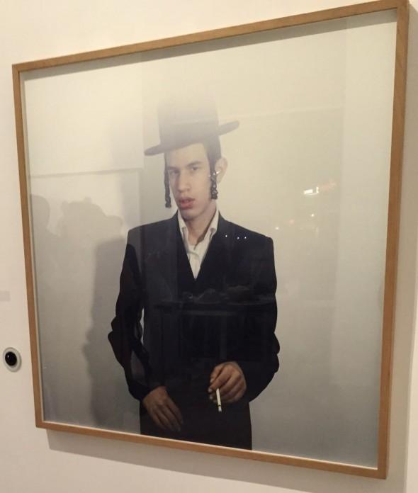 Benyamin Reich ohne Titel Photoprint 110x110cm, 2017 Ed. 1/5