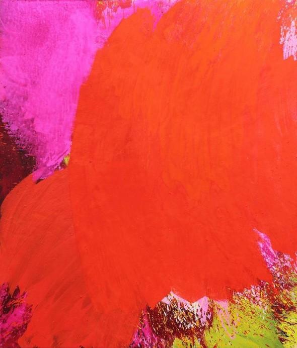Ohne Titel Öl auf Leinwand, 200 x 165 cm, 2004-2010
