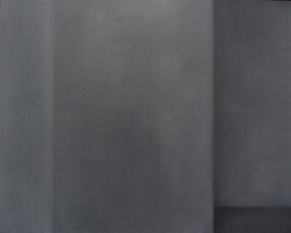 Agne Jonkutė Thought about that once again Oil on canvas 120x150cm, 2011