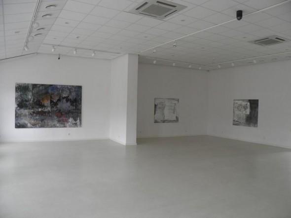 Installationview Pascual Jordan Jaan Elken