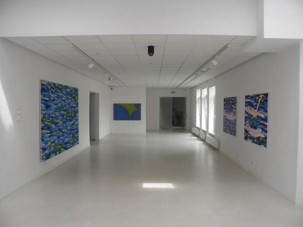 Installationview Salome Mary Bauermeister