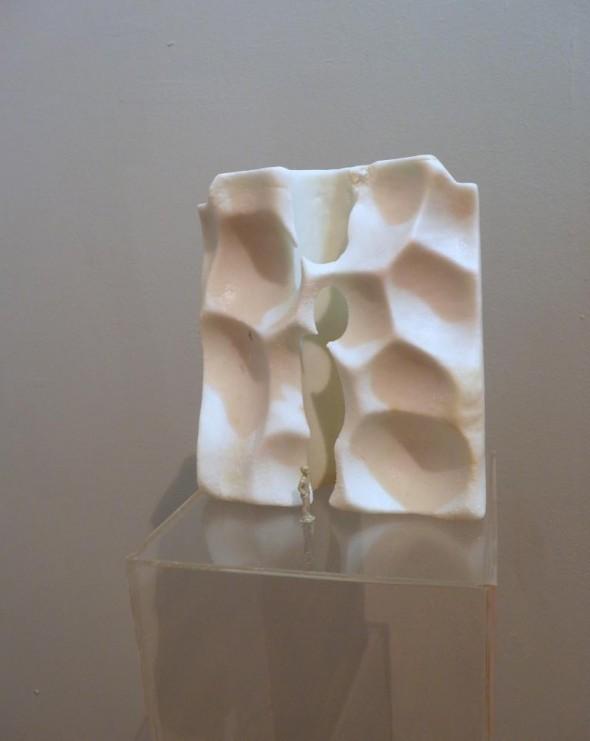 Clement Borderie Salzstein 28x22x22cm, 2008-2011 Nr 20/30