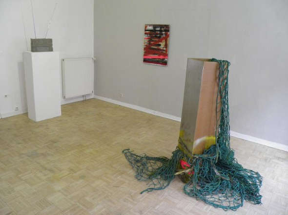 Isa Genzken  Weltempfänger, 1994 Soziale Fassaden, 2002 Blond, 2012