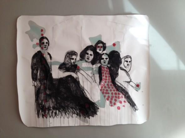 Elisa Muliere @ Werkstattgalerie
