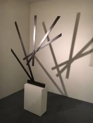 Alberto Zilocchi Installazione (riproduzione) in legno