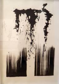 ohne Titel Chinatusche auf Papier, 108x 78cm, 2012