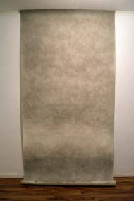 Wolke 1 Chinatusche auf Papier, 350x 151 cm, 2012