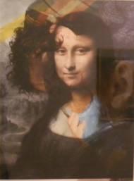 Isa Genzken Mona Isa C-Print auf Fujicolorpapier, 42x30cm, 2010, signed on the back Edition of: 120 + 20 AP